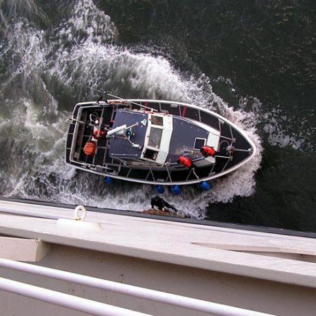 overboard drew gasparini