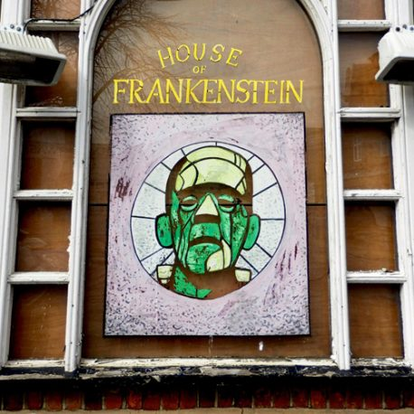 Over at the Frankenstein Place